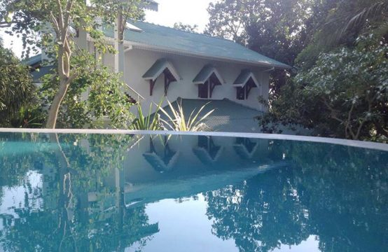 Luxury hill top villa for rent