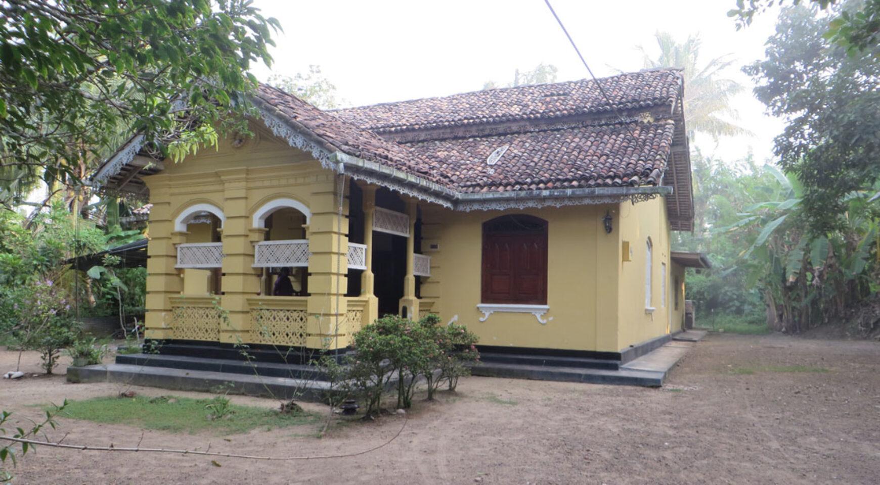 Colonial Era house for sale Ceylon Estate Agents Pvt Ltd