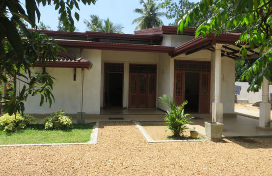 3 bedroom house for sale Gonapinuwala