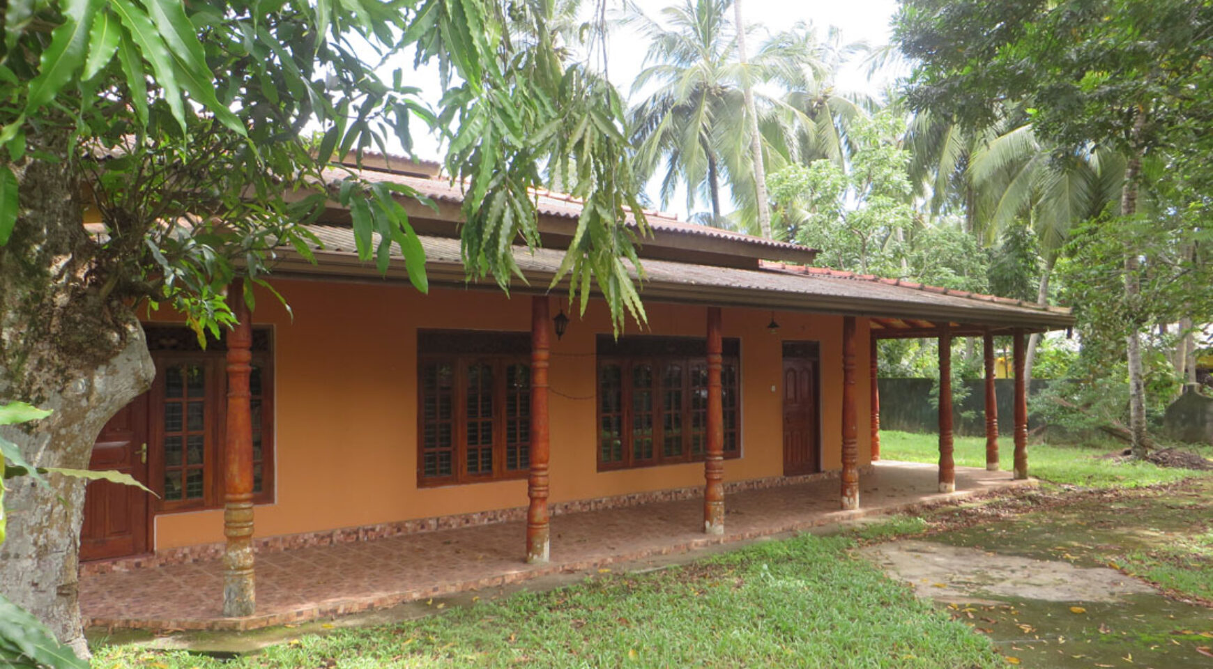 bedroom house  sale galle