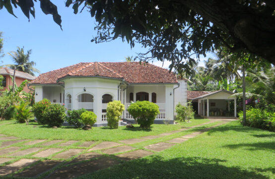 Colonial house for rent close to Galle harbour