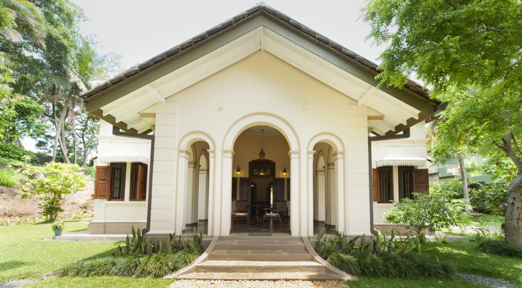 Colonial style villa for sale ceylon estate agents pvt ltd for Colonial style houses for sale