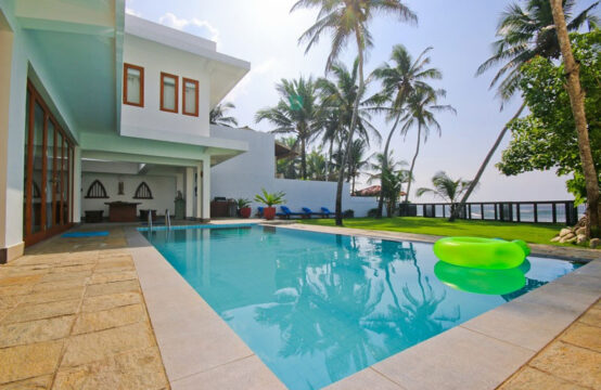 5 Bedroom villa for rent at Talpe beach