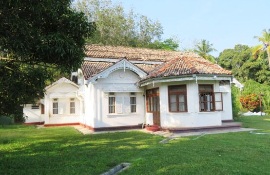 Old colonial house with paddy field view – 2.5 Acres