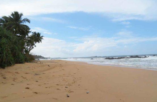 Small beach property for development