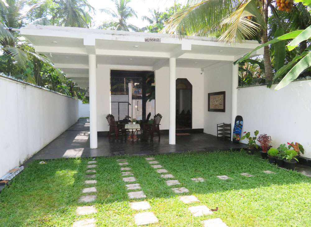Two bedroom villa for rent close to beach