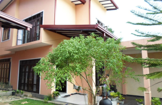 Two storey house for sale at Mattegoda