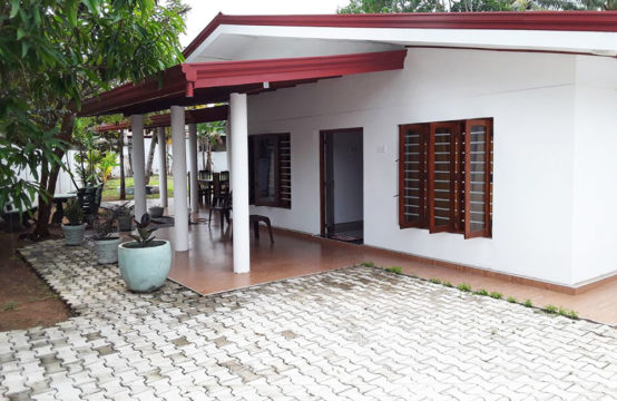 Newly built house for sale close to Polhena beach