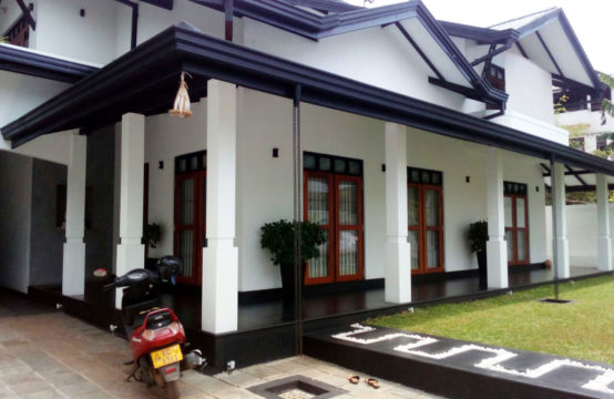 Fully furnished newly built two storey luxury house for sale