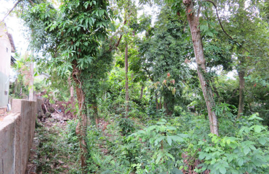 Development land for sale close to Sri Jayawardenepura University