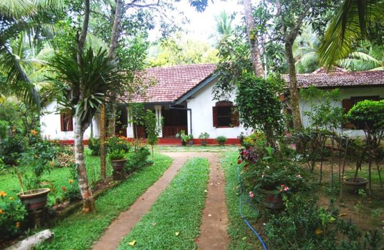 Colonial style house for sale close to Galle town