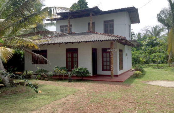 3 Bedroom house for sale close to Induruwa beach