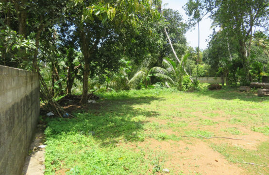 Land for sale close to Thiranagama beach