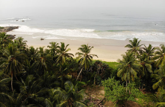 Land for sale close to popular beach