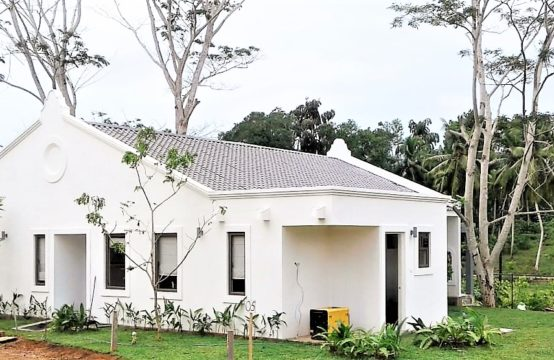 Villas for sale in Koggala – Show villa is ready!