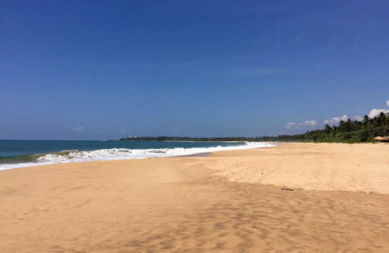 Beach land for sale on Rekawa beach – 1.7 Acre