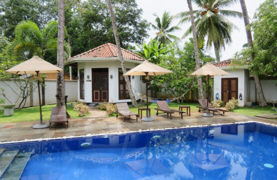 Villa and Cabanas for sale