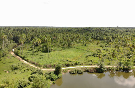 Development land for sale in a village location 4.7 Acre