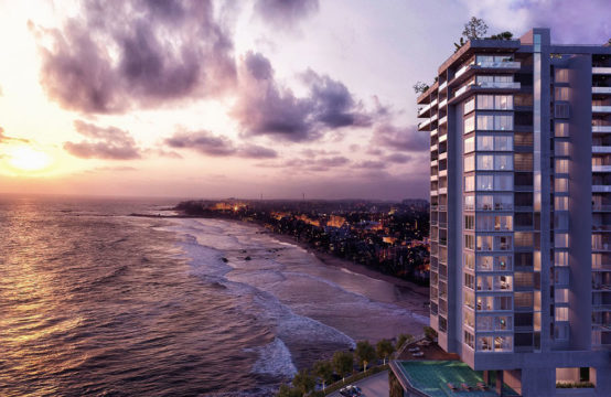 Luxury beachfront apartments for sale in Galle