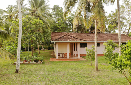 River view land for sale at Denipitiya