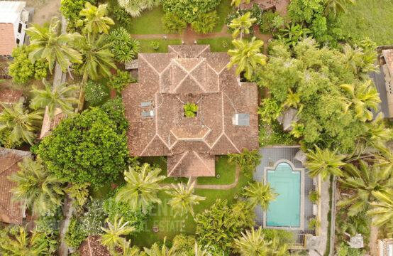 9 Bedroom boutique villa with yoga retreat for sale