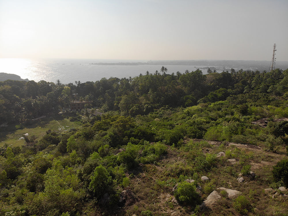Land for sale on Rumassala Mountain – 5 Acres