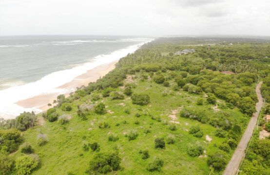 Beach and river land for development – 9.5 Acres