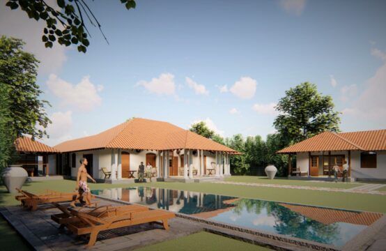Exciting new development close to famous Hikkaduwa beach