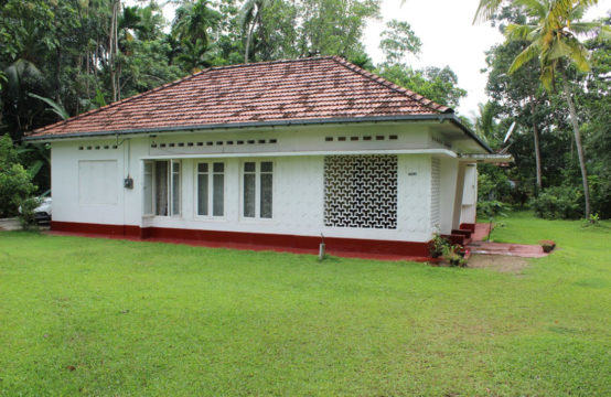 4 Bedroom house for sale close to Ahungalla beach – 1 Acre