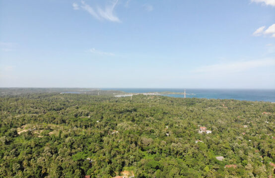 Development land for sale close to Hiriketiya beach