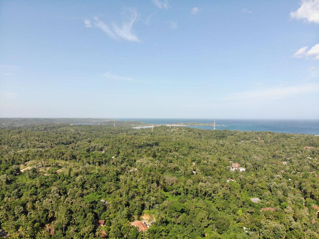 Development land for sale close to Hiriketiya beach