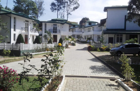 Three bungalows and a hotel for sale