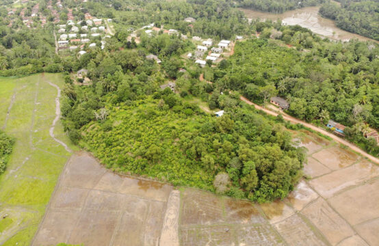 Land for sale 2.6 Acres