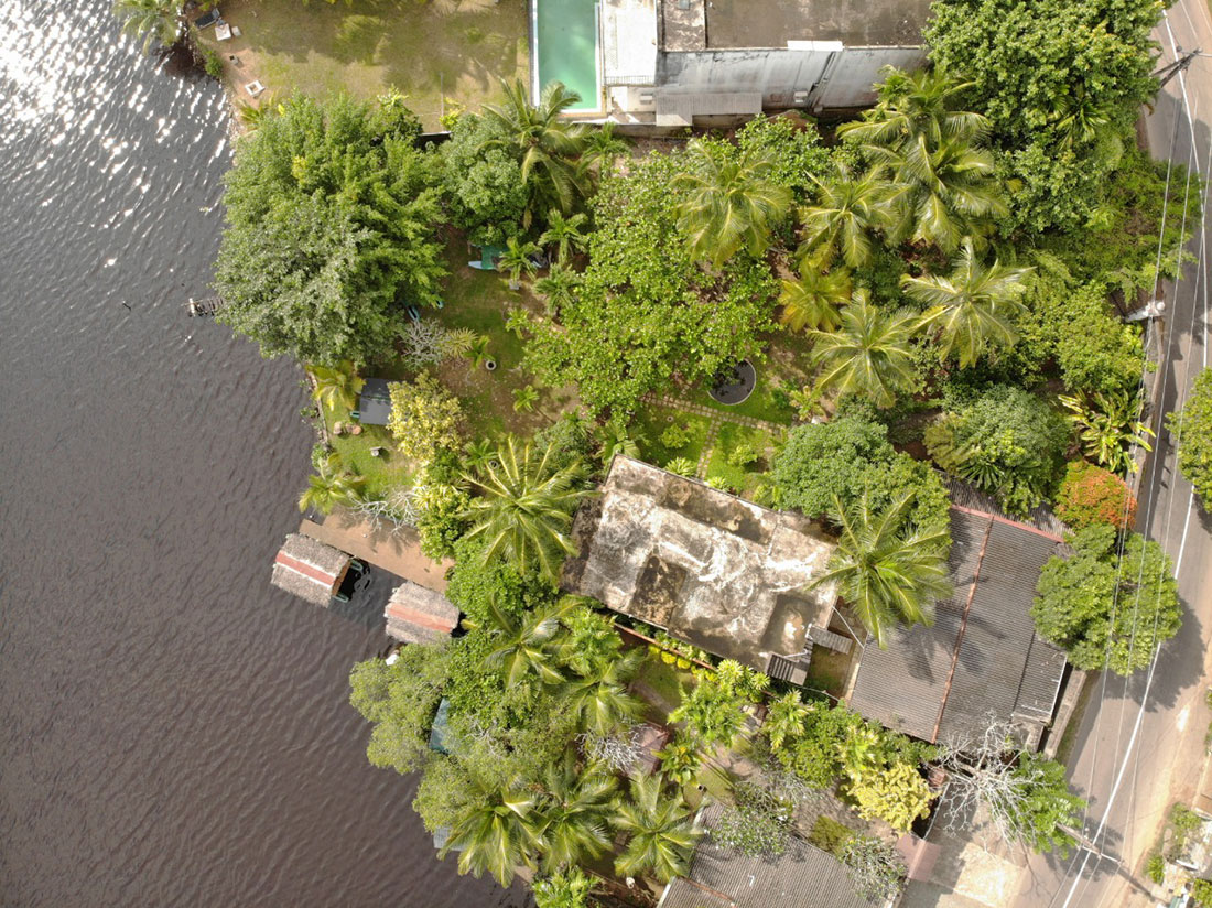 Beautiful riverfront land for sale