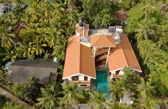 Two holiday villas for sale