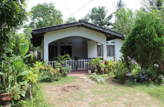 3 Bedroom house for sale on Tangalle beach