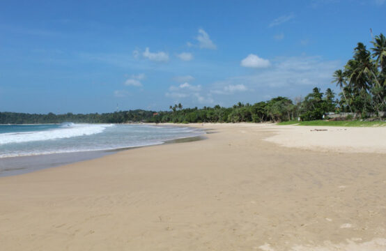 Stunning land for sale on Talalla beach