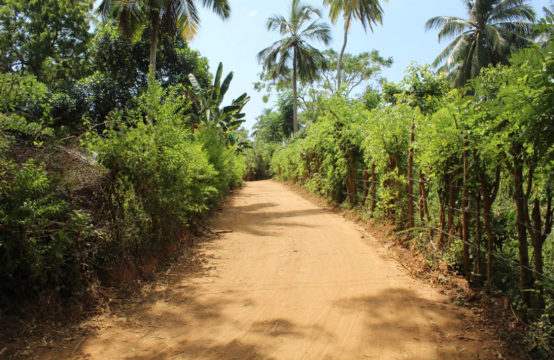 Land for sale close to Tangalle beach