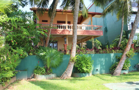 House for sale on Bentota river
