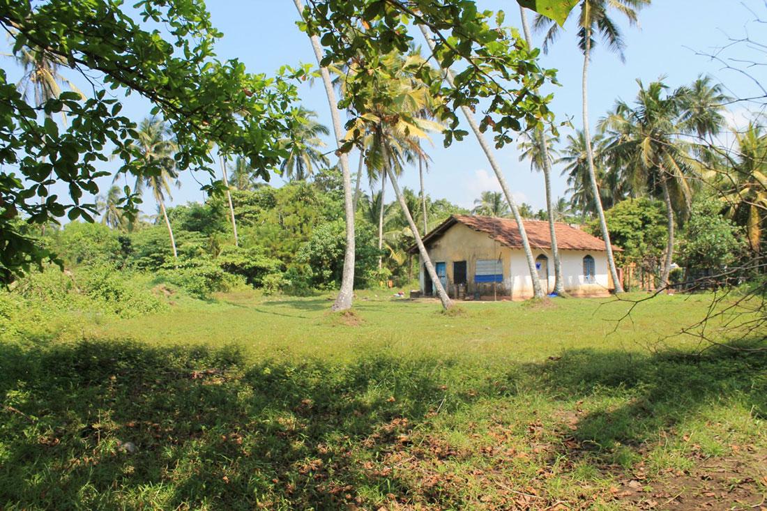 Development land for sale close to Kosgoda beach