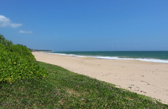 Stunning beachfront property for sale