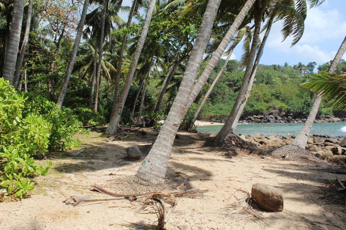 Development land for sale on Dondra beach