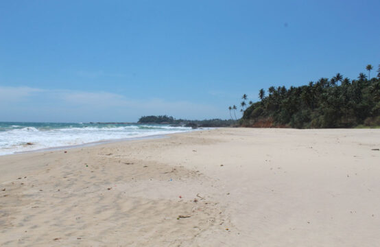 Unique beachfront land for sale 1.3 Acre