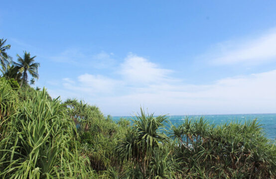 Land for sale on Hiriketiya beach