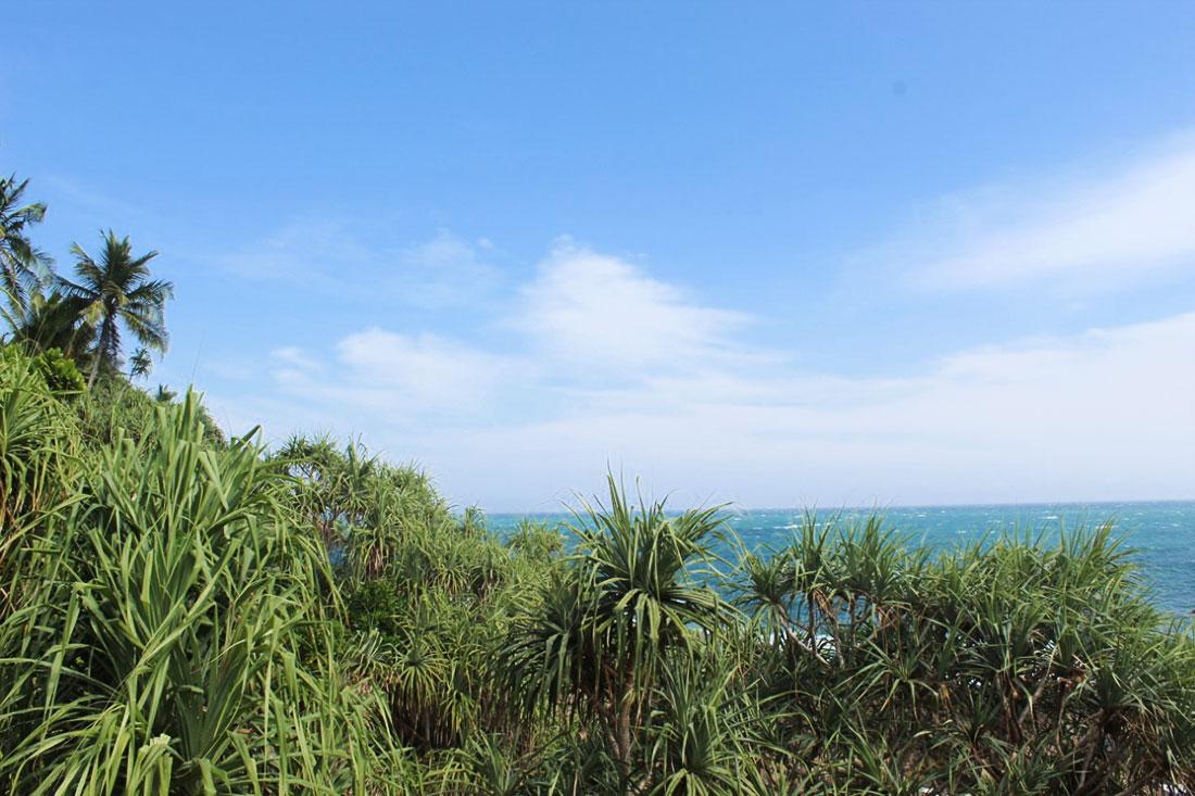 Land for sale on Hiriketiya beach