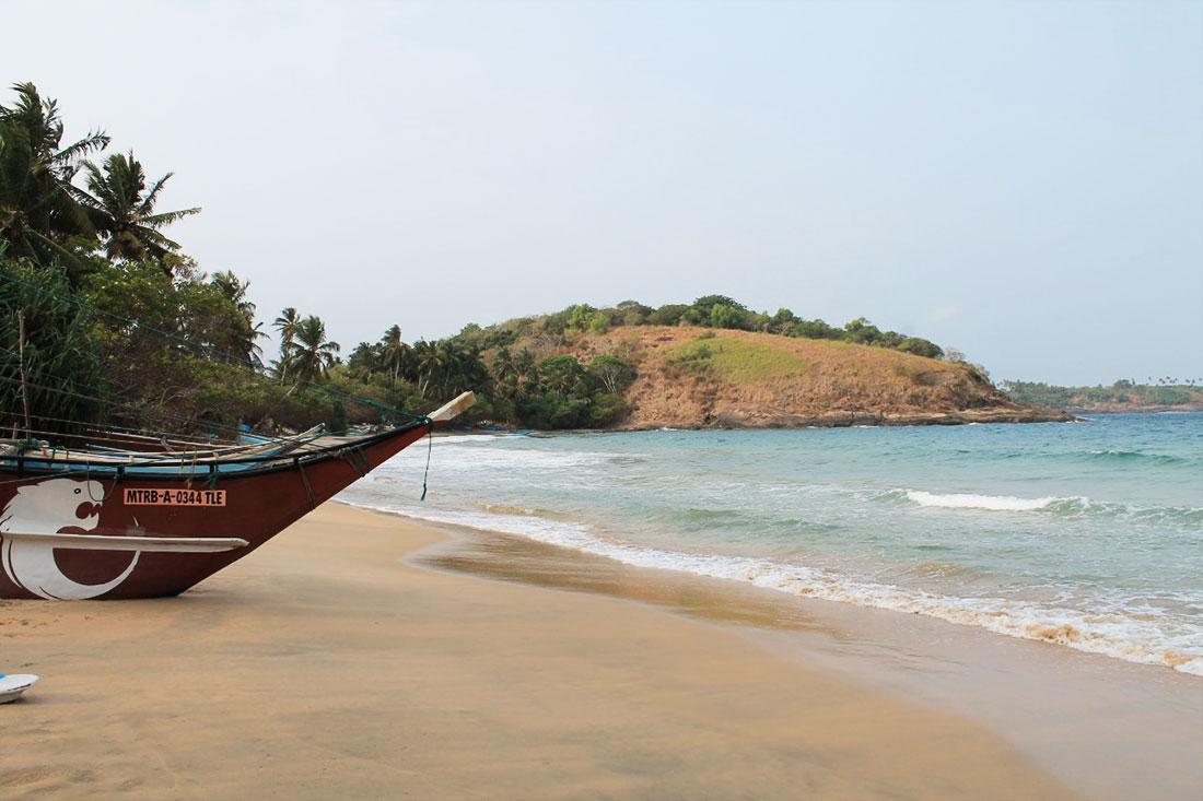 Land for sale in Kudawella beach
