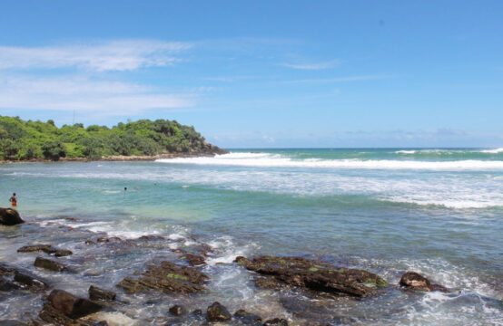 Stunning land for sale on Hiriketiya bay 2.5 Acres