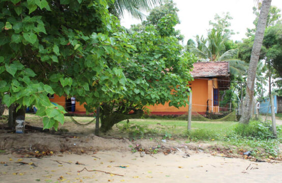 Land for sale with 2 bedroom house