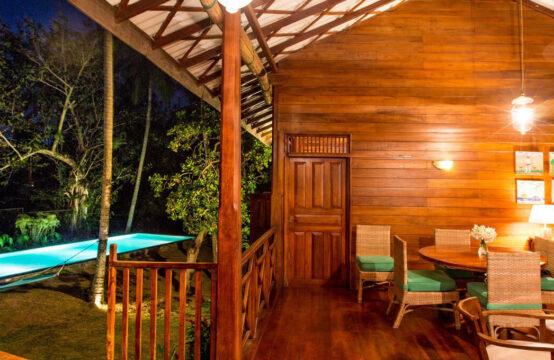 Hill top villa for sale close to beach