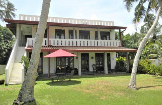 Beachfront Villa & Cottage for sale